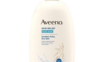 Aveeno Skin Relief Body Wash with Oat (33-oz.) As Low As $5.48!