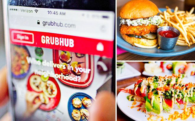 *HOT* $10 Off Food Delivery to Your Door (Perfect For Easy Weeknight Meals!)