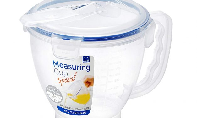 *It's Back! * Lock & Lock 4-Cup Measuring Cup Bowl with Lid $3.77
